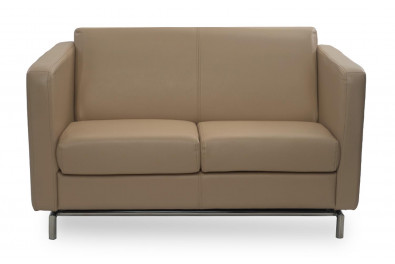 Roger 2 Seater Leather Sofa
