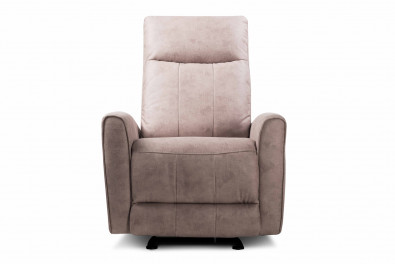 Intertime Fabric Recliner