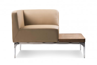 Bend office lobby sofa