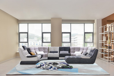 Segment Sectional Sofa