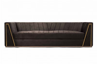 Voyage 4 Seater Luxury Pattern Sofa