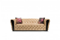 Verona Tufted Sofa