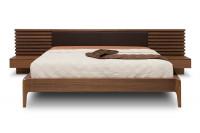Raks Wooden Bed