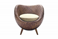 La Luna Lounge Arm Chair