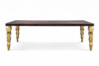 Hotstar Wood Dining Table