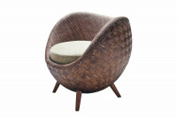 La Luna Rattan Arm Chair