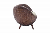 La Luna Maple Luxury Arm Chair