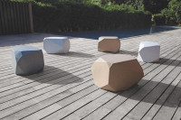 Piero Marble Bench