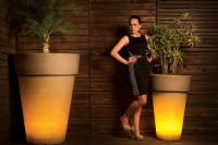 Elena Outdoor Plant Pots