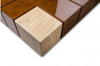Burltino Modern Coffee Table