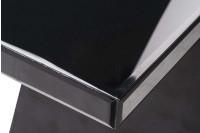 Wavy Glass Console