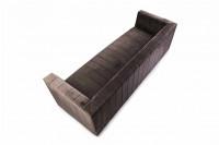 Voyage 4 Seater Modern Velvet Sofa