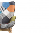 Prince Multicolor relaxing chair