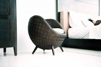 La Luna Designer Arm Chair