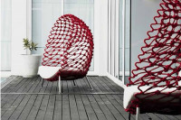 Dragnet Modern Armchair