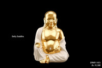 Ceramic Sculpture Belly Buddha
