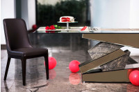 Zigzag Dining Table