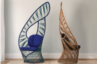 Peacock Designer Chair