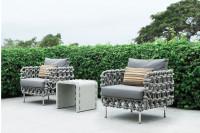 Cabaret Luxury Patio Sofa