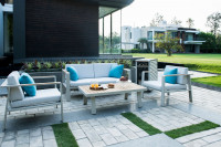 Passio Outdoor Sofa Set