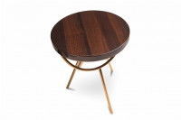 Lace Wood Side Table