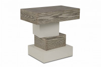 Staggered Side Table