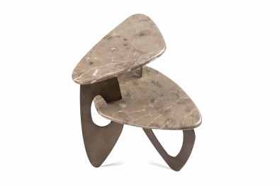 Platter Marble side table