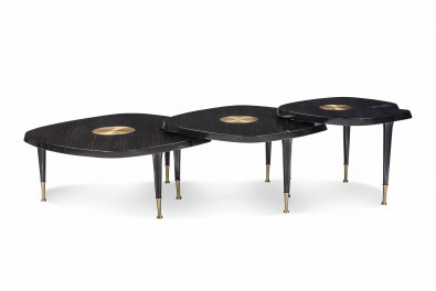 Eclipse Set of 3 Center Table