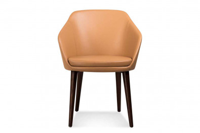 Ozzy Wooden Legs Chair