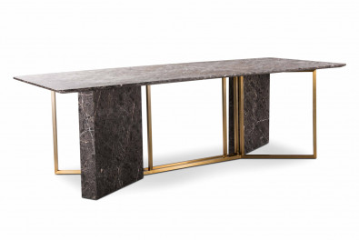 Platium Marble Dining Table