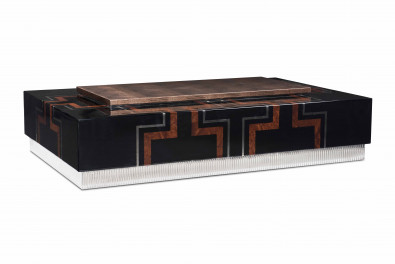Eclair High Gloss Center Table