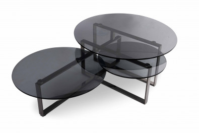 Darwin set of 3 Center Table