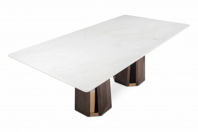 Giorgio Marble Dining Table
