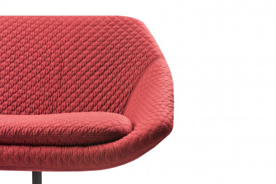 Roge 2 seater Fabric