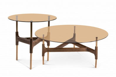 Joint Round Center Table