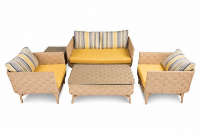 York Outdoor Sofa Set
