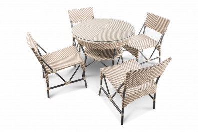 Club Outdoor Dining Set