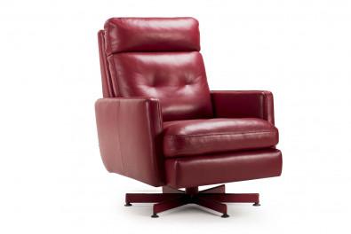 Mossa Revolving Arm Chair