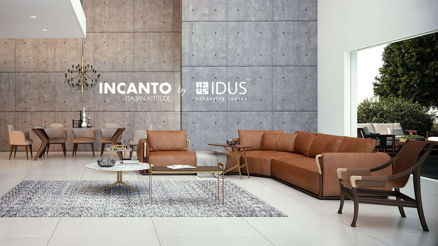 Italian Sofa Bed for Living Room Furniture By IDUS Furniture Store