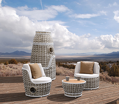 Outdoor Furniture By IDUS