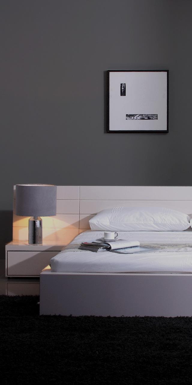 Luxury Bed Designs By IDUS