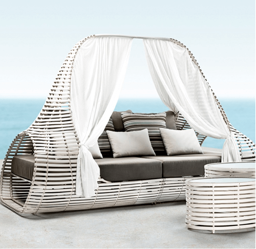 Luxury Garden Furniture in Delhi by IDUS Furniture