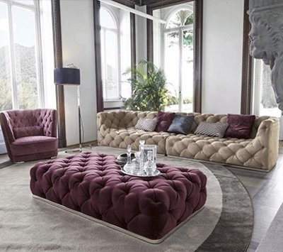 Luxury Sofa By IDUS